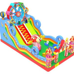 Circus slide 12x6m
